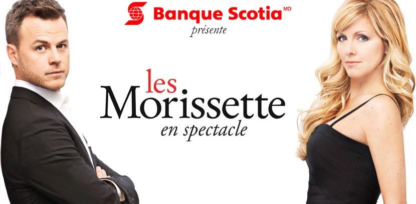 Les Morissette en supplémentaire au Théâtre St-Denis les 22 et 23 avril 2016