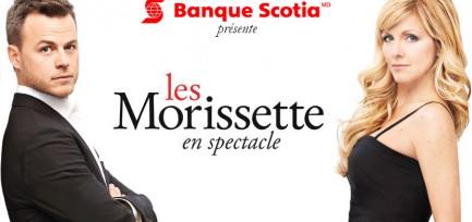 Les Morissette s'installeront au Théâtre Capitole pour 8 représentations!