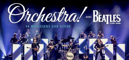 Orchestra! En supplémentaires au Théâtre Capitole
