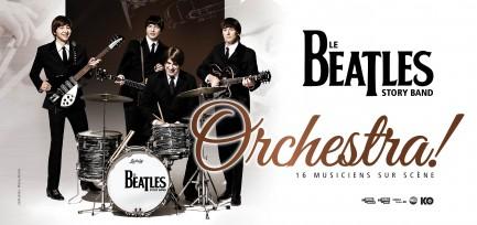 Le Beatles Story Band présente ORCHESTRA!