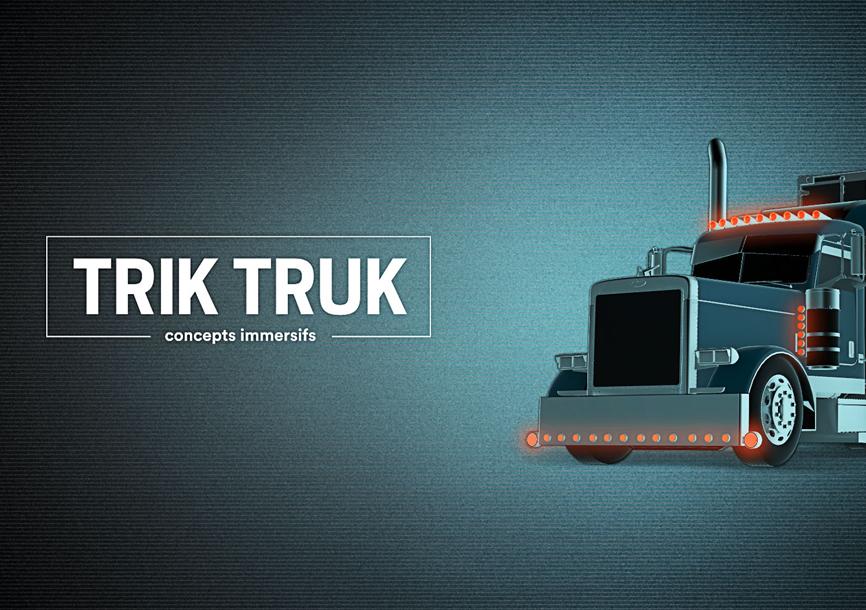 Trik Truk – Concepts immersifs